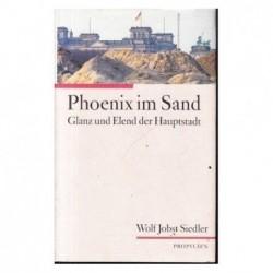 Phoenix im Sand