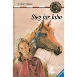 Sieg fuer Julia