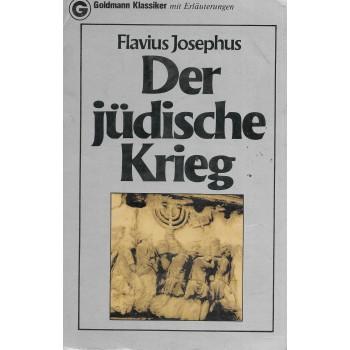 Der juedische Krieg